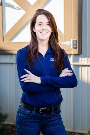 Amy Gosnell - Technician at Tryon Equine Hospital